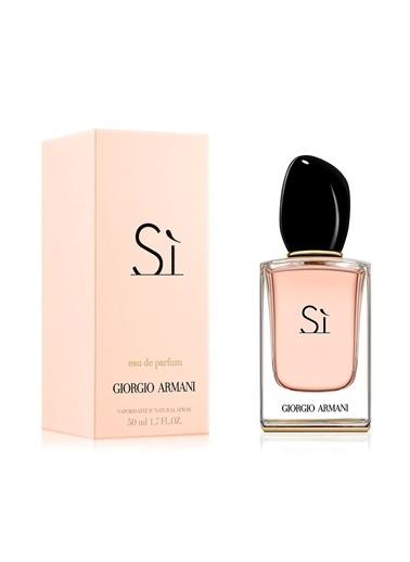 Armani Si EDP 50 ml Kadın Parfümü Renksiz